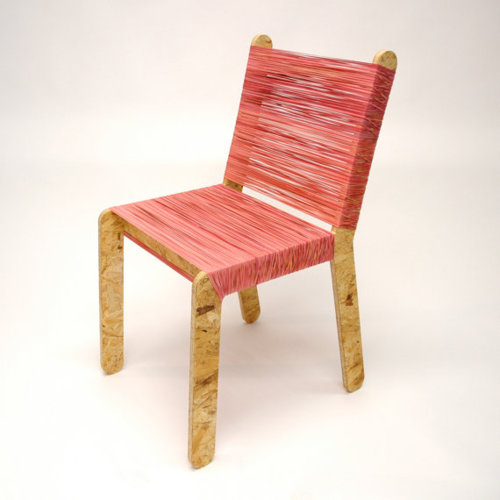 rubber band chair