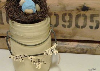 decorative easter craft