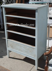 beach dresser