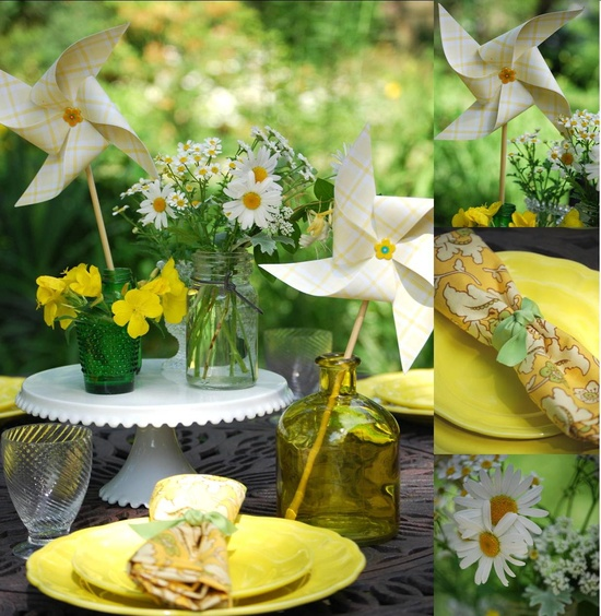 tablescapes for summer