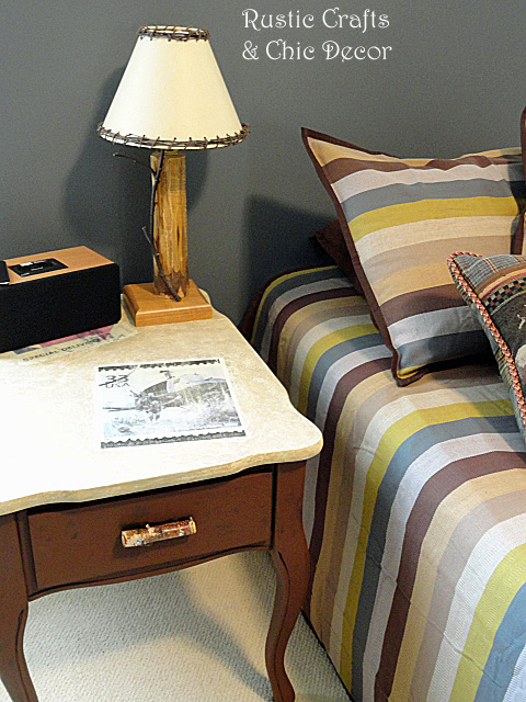 industrial bedroom by rustic-crafts.com