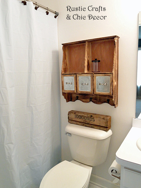 industrial bathroom accessories by rustic-crafts.com