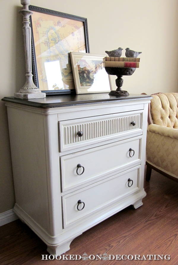 . Decorating A Dresser Top Made Easy   Rustic Crafts   Chic Decor