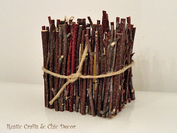 top rustic crafts - branch craft by rustic-crafts.com