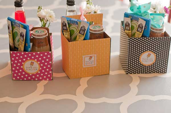 drink box gift containers