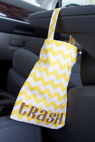 car litter bag