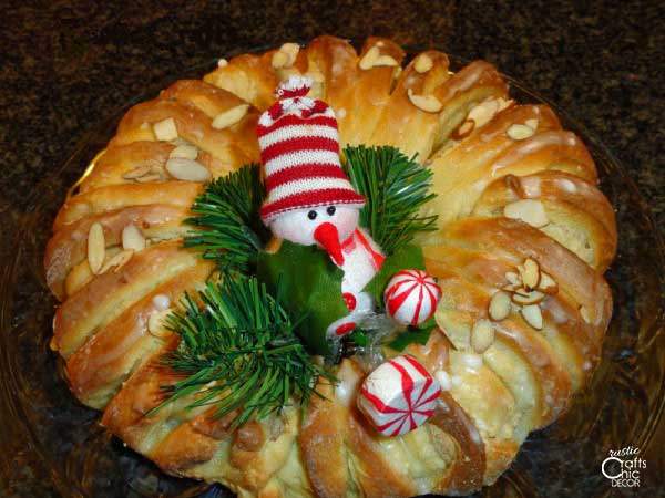 christmas yeast bread recipe