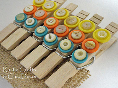 clothespin clips