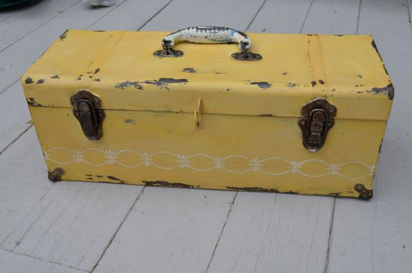repurposed tool box