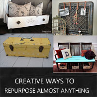 ways to repurpose