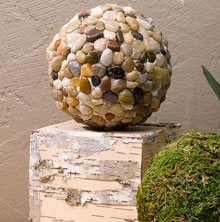 pebble sphere craft