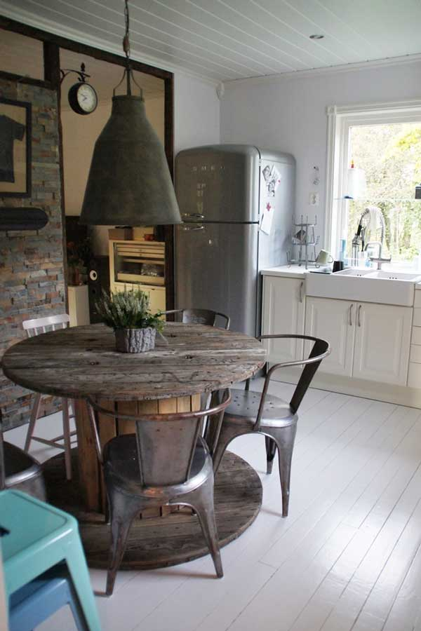 Industrial Chic Kitchens Rustic Crafts Amp Chic Decor