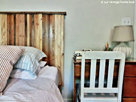 yardstick headboard