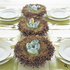 nest centerpiece