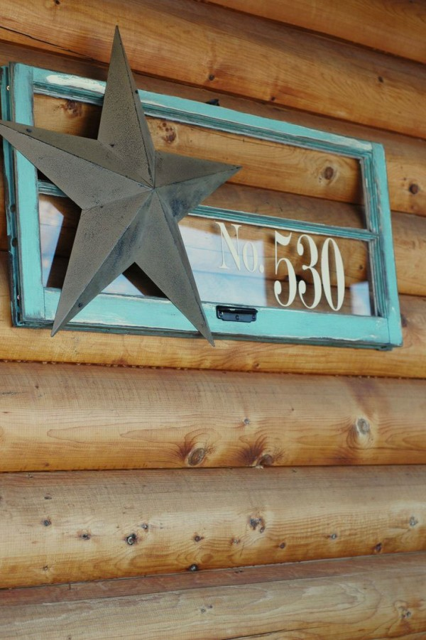 window house number