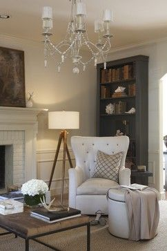 Rustic Chic Living Room