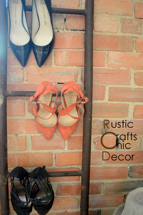 diy shoe racks