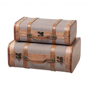 vintage style suitcases