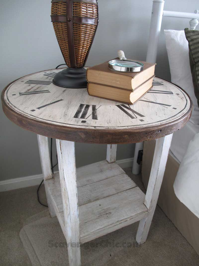 upcycled furniture idea