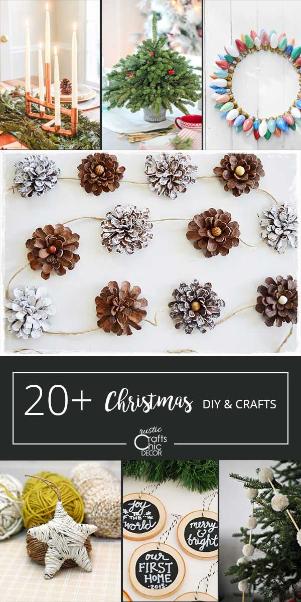 christmas diy and craft projects