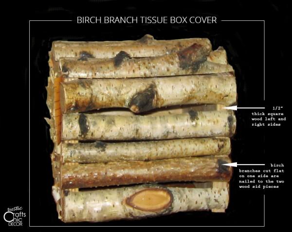 tissue box cover diy