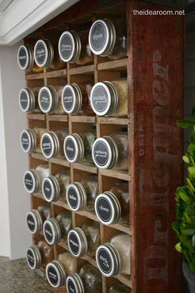 crate spice storage