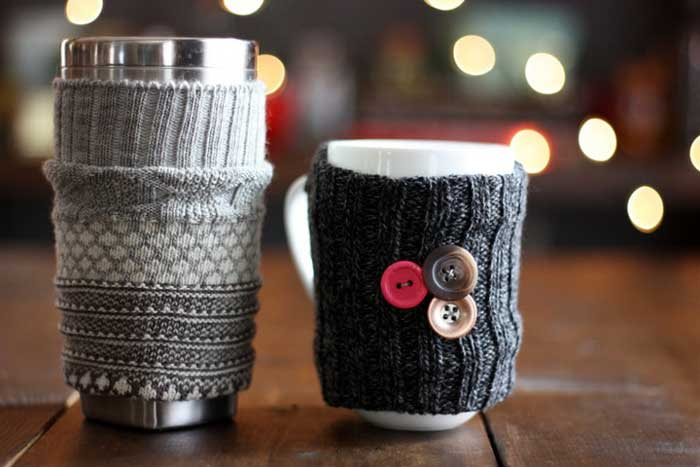 how to make a cup cozy