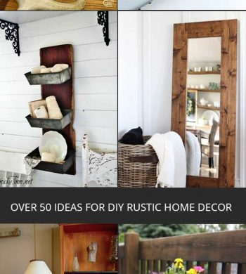 diy rustic home decor