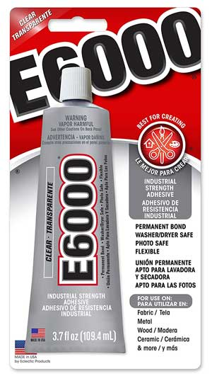 E6000 craft glue