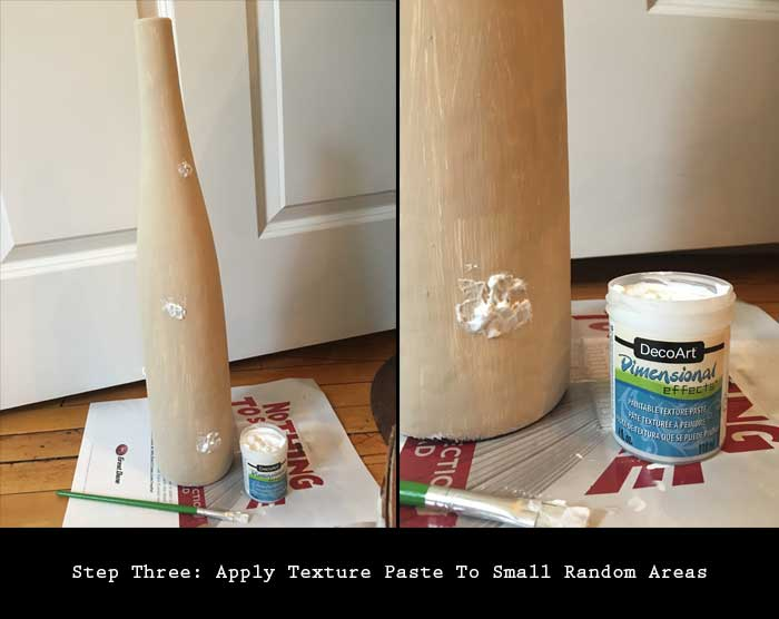 how to paint realistic tree bark