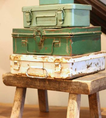 vintage tool box ideas
