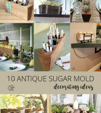 antique sugar molds