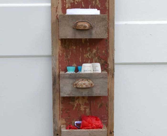 DIY barnwood crafts