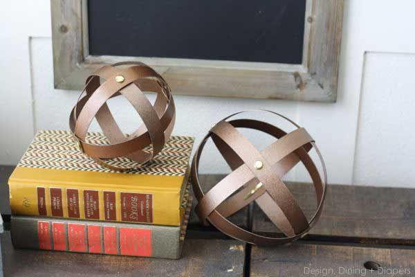 cereal box spheres