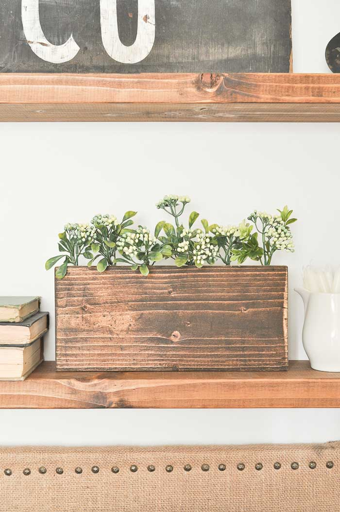 farmhouse flower holder