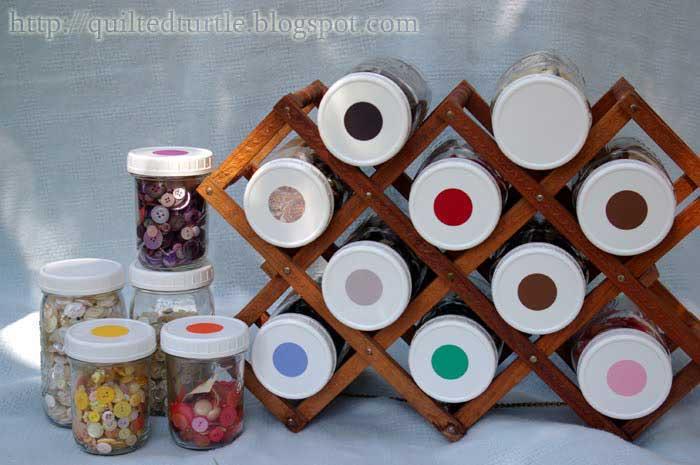 wine rack craft storage