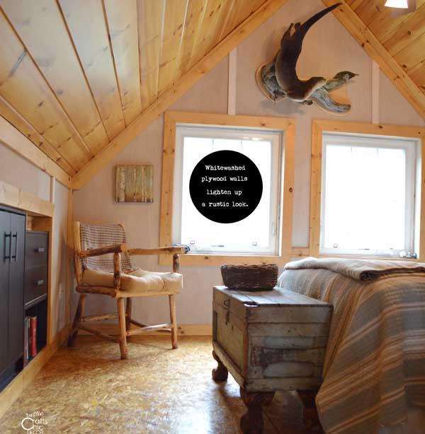 cabin interior walls