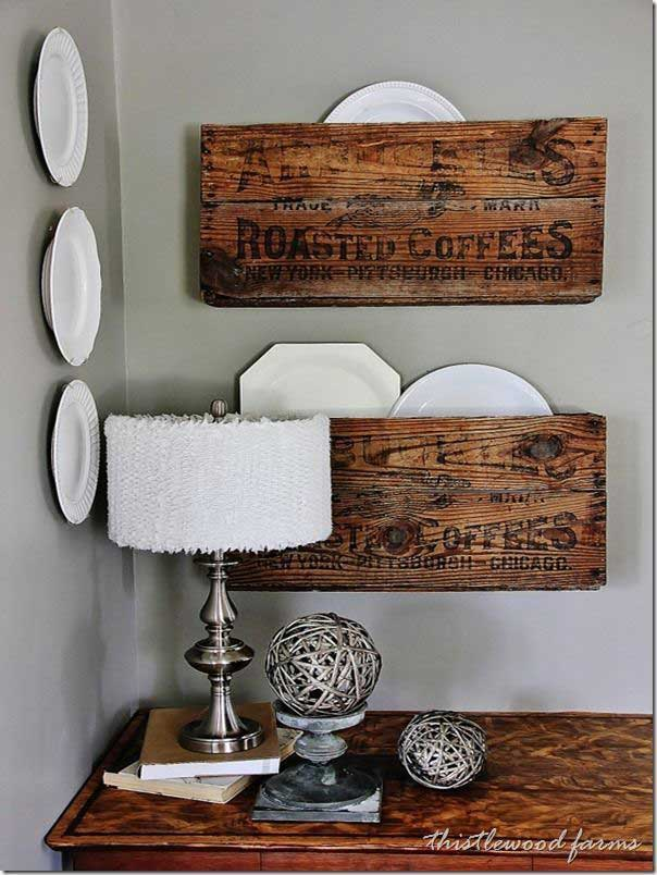 crate plate storage