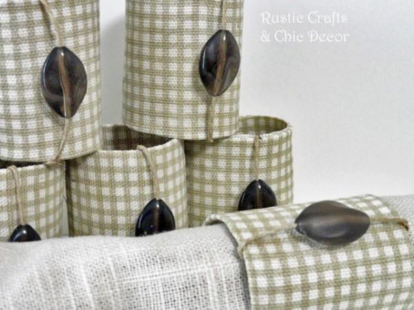 toilet paper roll napkin rings