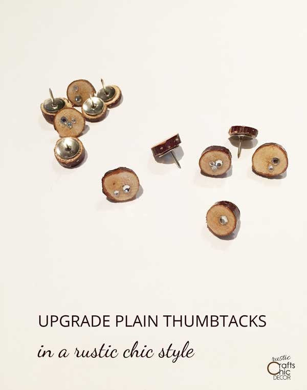 diy thumbtacks