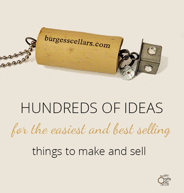 things to make and sell