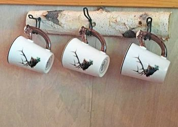 coffee mug storage