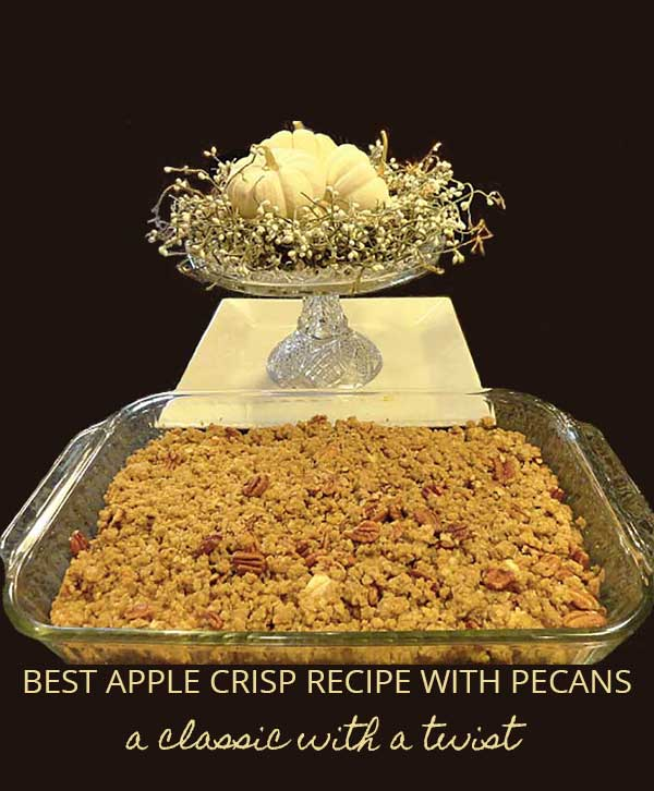 best apple crisp recipe