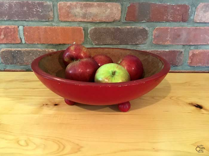 apple decor