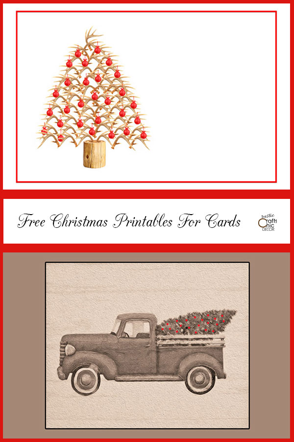 christmas images to print for free