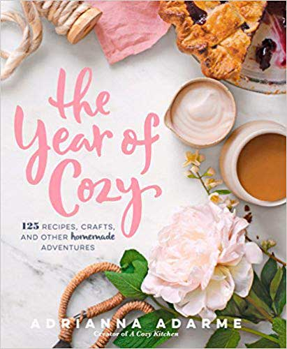 the year of cozy craft book