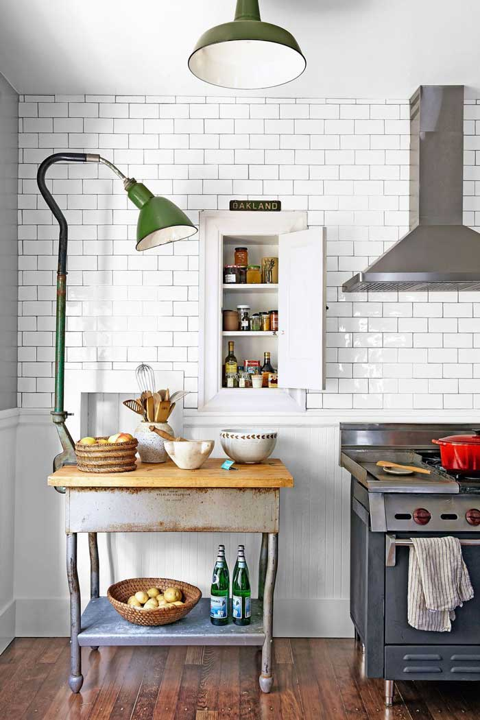 creative kitchen clamp light