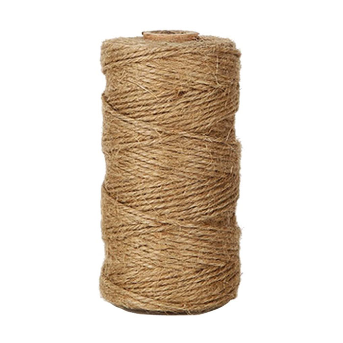 rustic craft supply - natural jute twine