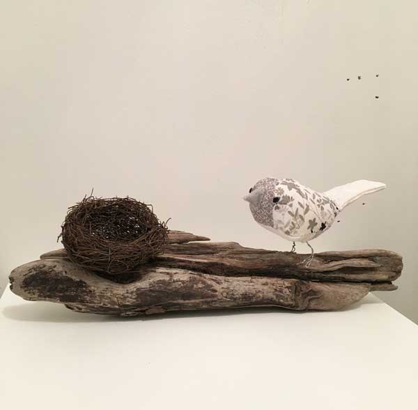 driftwood artwork