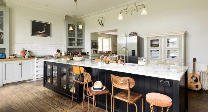 eclectic bar stools